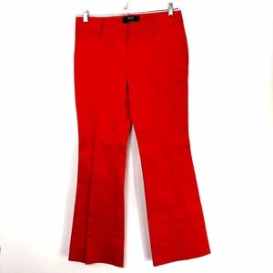 VS Body By Victoria Kate Fit Red Pants 6